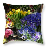Gardenjoy Throw Pillow