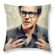 Gary Oldman  Throw Pillow