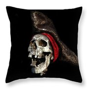 Gasparilla 2012 Throw Pillow