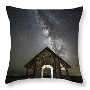 Gateway To The Stars Throw Pillow