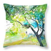 Gatova Spain 04 Throw Pillow