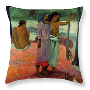 Gauguin: Call, 1902 Throw Pillow