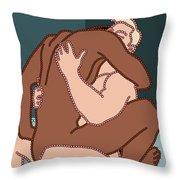 Gay Dots 04 Throw Pillow