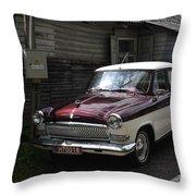 Gaz-m21 Volga /3/ Throw Pillow