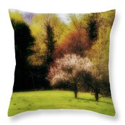 Geele Farm Meadow Throw Pillow