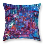 Gem Original Throw Pillow