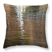 Gemini - Vertical B Throw Pillow