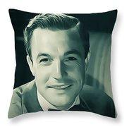 Gene Kelly, Vintage Actor/dancer Throw Pillow