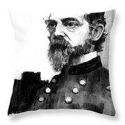 General George Meade Throw Pillow