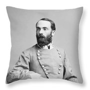 General Joseph Wheeler Throw Pillow