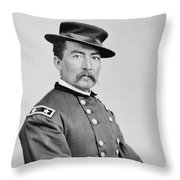 General Sheridan Throw Pillow