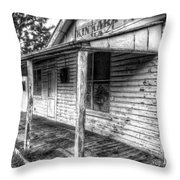 General Store. Throw Pillow