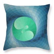 Genesis 4 Throw Pillow