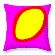 Genesis Throw Pillow by Eikoni Images