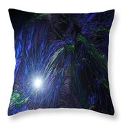 Genesis One Nine Throw Pillow