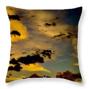 Genisis Throw Pillow