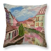 Gent Throw Pillow