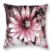 Gentle Thoughts Throw Pillow