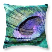 Gentle Touch Throw Pillow