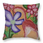 Gentleness, On My Mind, Forever On My Mind Throw Pillow