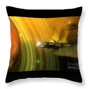 Genx 12 Throw Pillow
