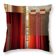Geometric-7 Throw Pillow