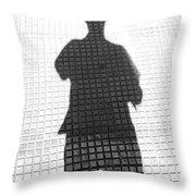 Geometric Agent 2015 1 Of 1 Throw Pillow