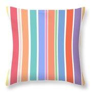 Geometric Art 414 Throw Pillow