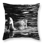 George 2 Throw Pillow