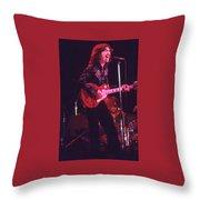 George Harrison 1 Throw Pillow