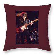 George Harrison 2 Throw Pillow