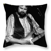 George Mccorkle 2 Throw Pillow