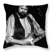 George Mccorkle Throw Pillow