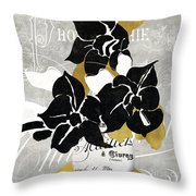 Georgette II Throw Pillow