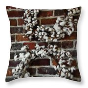 Georgia Staple Throw Pillow