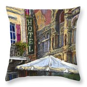 Germany Baden-baden 07 Throw Pillow
