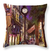 Germany Baden-baden 11 Throw Pillow