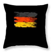 Germany Gift Country Flag Patriotic Travel Shirt Europe Light Throw Pillow