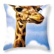 Gertie Throw Pillow