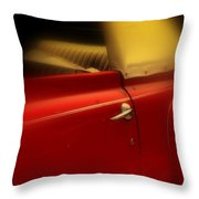 Get Out Of My Dreams Throw Pillow