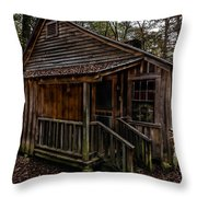 Getaway Throw Pillow
