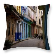 Getting Around Throw Pillow
