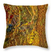 Getting Home Throw Pillow