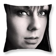 Getting Lost Throw Pillow