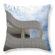 Getty Throw Pillow