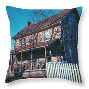 Gettysburg Series Weikert House Throw Pillow