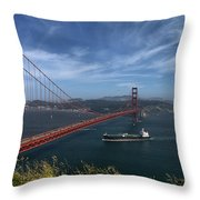 Gg_batteryspencer Throw Pillow