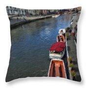 Ghent #1 Throw Pillow