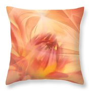 Ghost Of Ophelia Throw Pillow