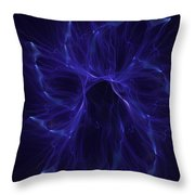 Ghost Of Springs Passion Throw Pillow